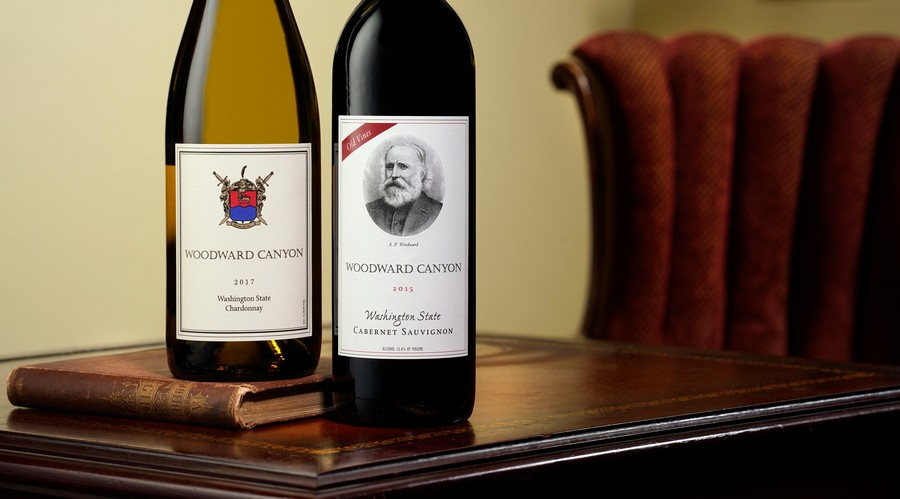 Woodward Canyon wines